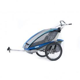 Carrito Thule Chariot CX2 + kit...