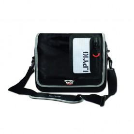 LaPLAYA Messenger bag 10 negro