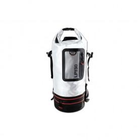 LaPLAYA Cylinder sack 50 negro/blanco