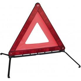 Triángulo señalización de emergencia...